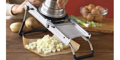 Three Amazingly Convenient Uses of Mandolin Slicer Cookware, Manhattan, New York
