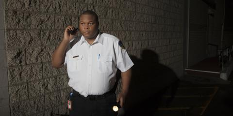 Top 3 Reasons Why Security Guards Are Better for Business Than Security Cameras, Dubuque, Iowa