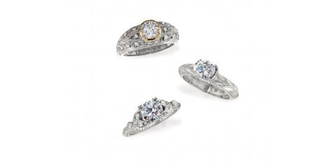4 Steps to Designing a Beautiful Engagement Ring, South Nyack, New York