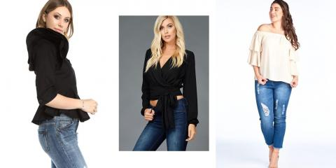 3 Ways to Dress Up Your Jeans for a Night Out, Atlanta, Georgia