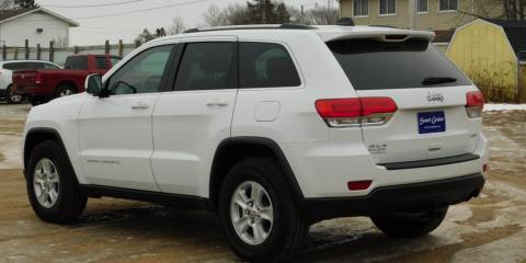 Certified Pre Owned 2016 Jeep Grand Cherokee Laredo $18,995, Barron, Wisconsin