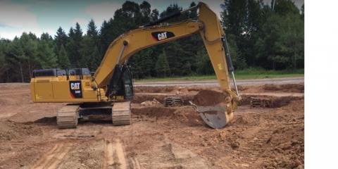 Jeff Simek Construction Co Inc, Excavation Contractors, Services, Ogema, Wisconsin