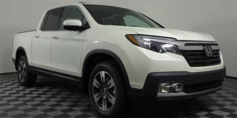 Top Local Car Dealer Highlights the 2019 Honda® Ridgeline, Florence, Kentucky