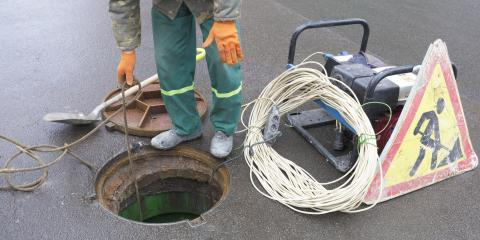 5 Ways a Camera Helps With Sewer Line Repair, ,