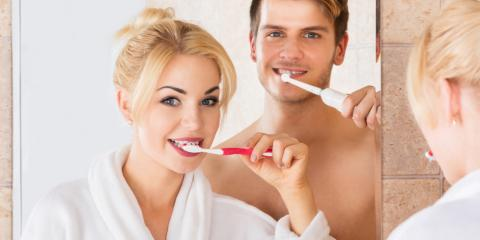 Concord's Top Family Dentist Shares the Best Brushing Routine, Concord, North Carolina