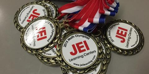 The JEI Learning Center is proud to announce the winners of the 2015