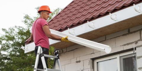 Why Gutter Installations Should Always Be Left to Professionals, Jenks, Oklahoma