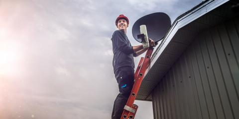 How Installing a Satellite Dish May Affect Your Roofing, Jenks, Oklahoma