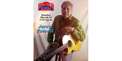 Live Music Today! Jerry Powell 2-5 pm!!, Bon Secour, Alabama