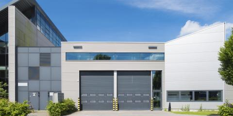 How to Choose a Commercial Garage Door, Jessup, Maryland