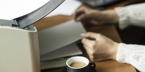 Is Your Color Printer Leaving Smudges on Your Prints?, Jessup, Maryland