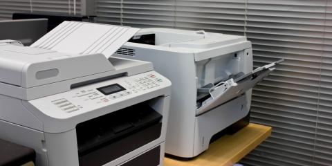 How to Determine the Actual Print Cost for Laser Printers, Jessup, Maryland