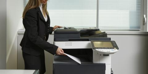 4 Reasons Your Business Still Needs Printers, Jessup, Maryland