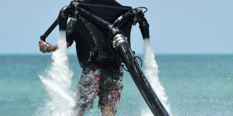 Water Jet Packs: The Flight of a Lifetime!, Honolulu, Hawaii