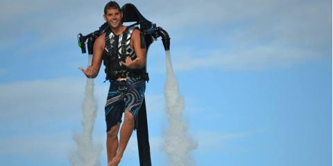 3 Fun Jet Pack Tricks You Have to Try, Honolulu, Hawaii