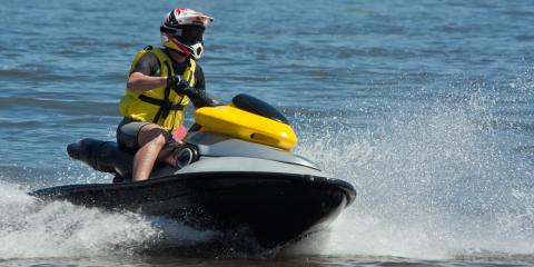 The Do's and Dont's of Jet Skiing, Honolulu, Hawaii
