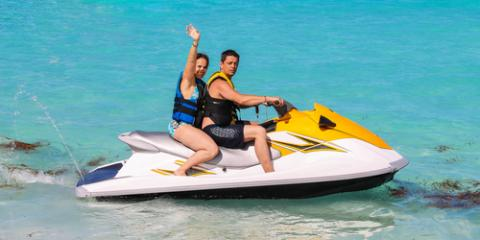 3 Tips And Riding Techniques For A Jet Ski, Honolulu, Hawaii