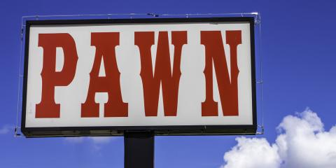 A Thumbnail History of Pawn Shops, Cincinnati, Ohio