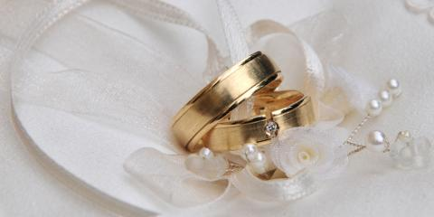 A Jewelry Store Lists 3 Ways Couples Can Match Their Wedding Rings, Newport-Fort Thomas, Kentucky