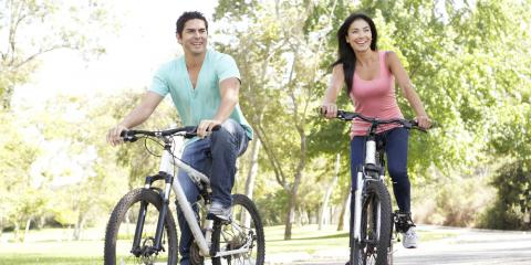 3 Amazing Health Benefits of Bike Riding , Columbia, Missouri