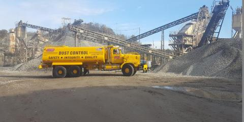 In Stock Dust Control Trucks, Mount Olive, New Jersey