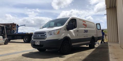 JNR Global Logistics, Relocation Specialists, Services, Honolulu, Hawaii