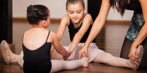 How to Stretch Properly for Ballet , Newark, Ohio