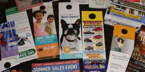Consider These 4 Advantages of Door Hangers for Your Next Advertisement, North Hempstead, New York