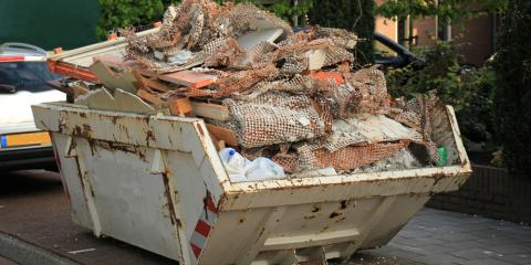 3 Tips for Using a Dumpster Rental, Goshen, Connecticut