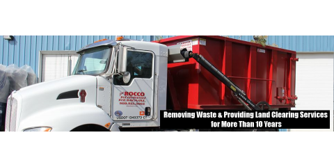 Joe Rocco Rubbish Removal, Dumps & Garbage Services, Services, Goshen, Connecticut