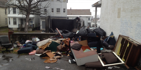Joey's Junk Removal, LLC, Dumps & Garbage Services, Services, Troy, New York