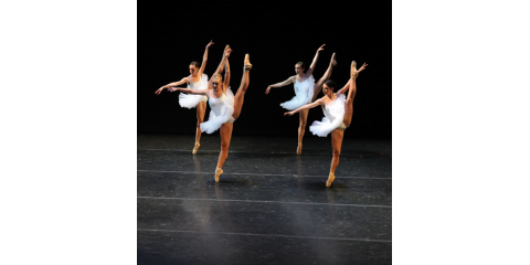 Joffrey Ballet School Celebrates 60 Years of Innovation & Excellence, Manhattan, New York