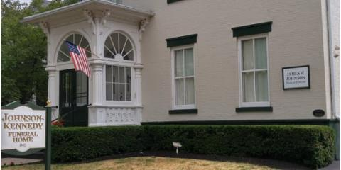 Johnson-Kennedy Funeral Home, Inc., Funeral Homes, Services, Canandaigua, New York