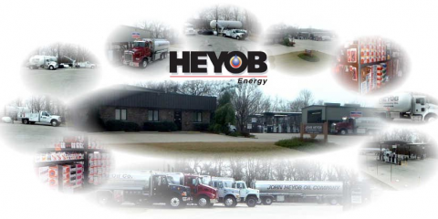 Choose Heyob Energy For The Best Fuel Prices And Service in Cincinnati, Harrison, Ohio