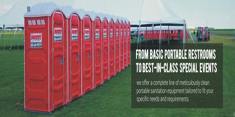 Johnny on the Spot Inc. , Portable Toilets, Services, North Judson, Indiana