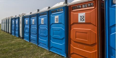 4 FAQ About Renting Portable Toilets, Trenton, Ohio