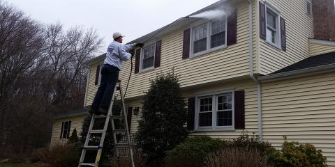 How Does Pressure Washing Improve a Home's Curb Appeal?, Milford city, Connecticut