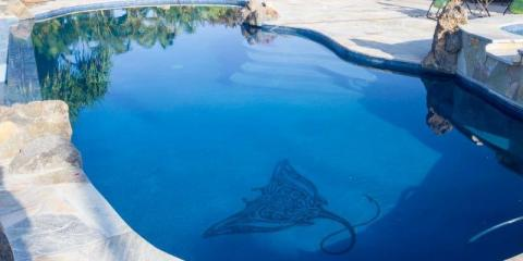 3 Mosaic Swimming Pool Designs to Enhance Your Pool, Kailua, Hawaii