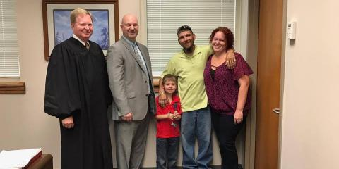 Jones Family Adoption, Cookeville, Tennessee