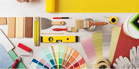 Home Improvement Tip: Why Fresh Paint Should Be on Your Spring To-Do List, West Memphis, Arkansas