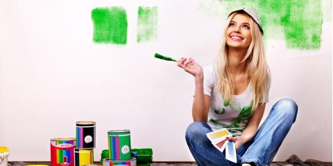 House, Ceiling, & Wall Paint: What You Need to Know, Pine Bluff, Arkansas