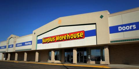 Surplus Warehouse, Home Improvement, Services, Jonesboro, Arkansas