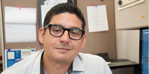 How Touro Graduate School Helped Joseph Cardenas Become a Production Designer For American Express, Manhattan, New York