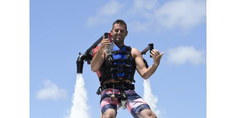 How Water Jet Packs Work, Honolulu, Hawaii