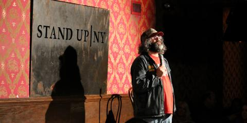 Judah Friedlander From NBC's 30 Rock Added To Line-Up Tonight, Use Promo Code..., Manhattan, New York