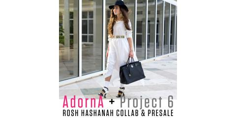 HERE'S YOUR CHANCE! AdornA + Project6 Collab POP UP SHOP, Los Angeles, California