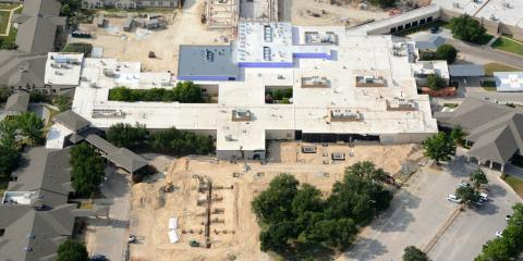 CMHS Renovation & Expansion Project Progress, Gatesville, Texas