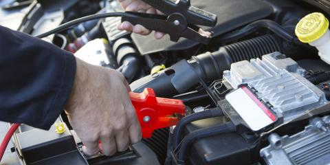 3 Tips for Giving Your Vehicle a Jump-Start, La Crosse, Wisconsin