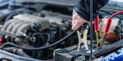 5 Important Tips to Jump-Start Your Car Safely, Thomasville, North Carolina