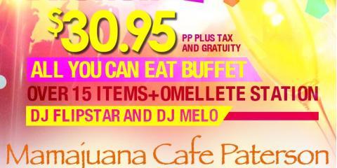 PURA VIDA BRUNCH PARTY- SUNDAY JUNE 23rd- MAMAJUANA CAFE PATERSON, Paterson, New Jersey